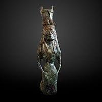 Bearded gorgon kneeling-Br 2570-IMG 3228-gradient.jpg