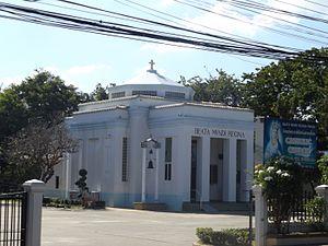 Beata Mundi Regina - Beata Mundi Regina church