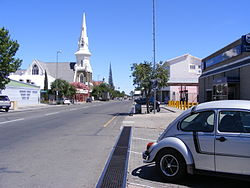 Skyline ya Beaufort West