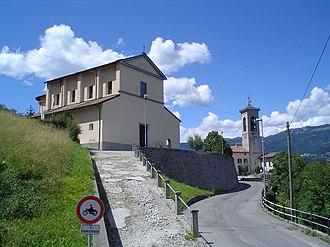 Bedulita - Image: Bedulita chiesa