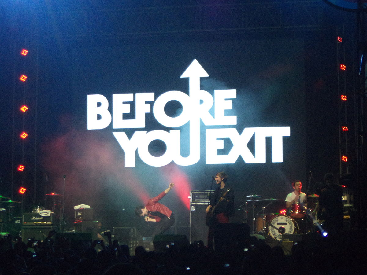 Before You Exit - Wikipedia - 149.3KB