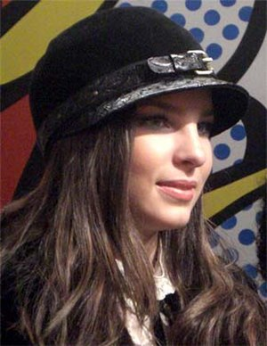 Belinda Peregrín - Belinda in 2007.