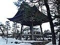 Bell tower of Honkoji Temple 20150123.JPG
