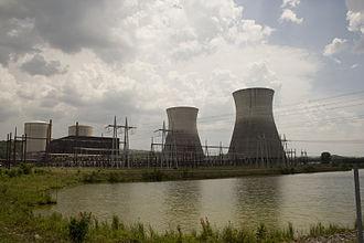 Bellefonte Nuclear Plant - Image: Bellefonte Nuclear