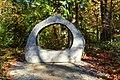 Bellevue Botanical Garden 11 - stone bench.jpg