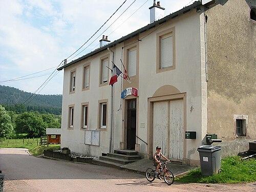 Belmont-sur-Buttant #