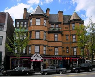 Ahmad Sohrab - Former residence of Ahmad Sohrab in Washington, D.C.