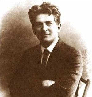 Itamar Ben-Avi - Itamar Ben-Avi, 1912