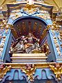 Benavente - Iglesia de Santa María del Azogue, interior 04.jpg