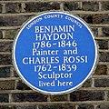Benjamin Haydon and Charles Rossi (4644563048).jpg