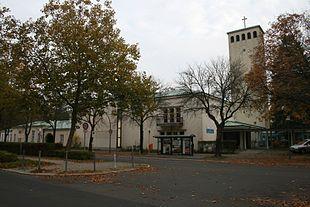 Weihnachtskirche (Spandau) – Wikipedia