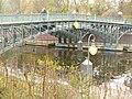Berlin - Rosa-Luxemburg-Steg (Rosa Luxemburg Footbridge) - geo.hlipp.de - 30193.jpg