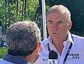 Bernard Hinault interviewé par France 3 (Saint-Vulbas, Tour de l'Ain 2020), 2.jpg