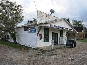 Bernardo, Texas - Image: Bernardo TX Farm and Ranch Supply