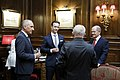 Besuch der deutschsprachigen Finanzminister im Leopold Museum (50264242361).jpg