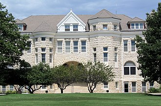 Bethel College (Kansas) - Bethel College Administration Building