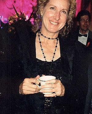 Betty Thomas - Thomas at the Emmy Awards Governors Ball, 1994