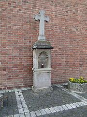 Wegekreuz 1677