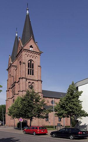 Biblis - St. Bartolomew's Catholic Church