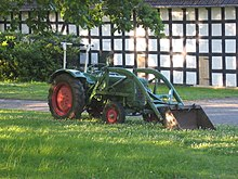 Frontlader traktor u2013 wikipedia