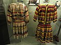 Big shirts, Seminole, collected in 1920 (left) and 1936 (right) - Native American collection - Peabody Museum, Harvard University - DSC05510.JPG