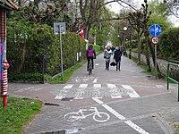 Bike path Sopot Al. Fr. Mamuszki.jpg