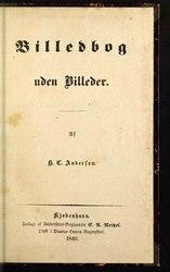 H.C. Andersen: Billedbog uden Billeder