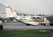 Binter Mediterraneo CASA CN-235-100 EC-GEJ