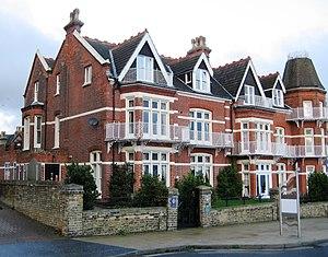 Benjamin Britten - Britten's birthplace in Lowestoft, which was the Britten family home for over twenty years