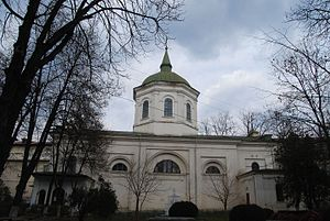 Saint Spyridon Church, Iași - Saint Spyridon Church