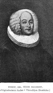 Eiler Hansen Hagerup Norwegian bishop