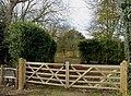Bishopstone Place Garden - geograph.org.uk - 720494.jpg