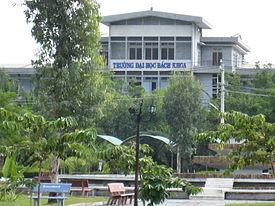 Trường Đại học Bách khoa, Đại học Quốc gia Thành phố Hồ ...