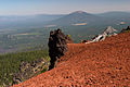 Black Crater Summit - view of Black Butte (4103174665).jpg