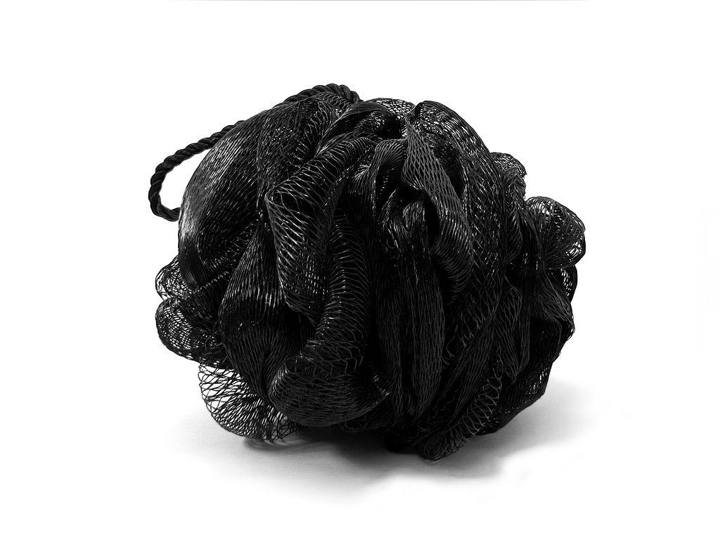 File Black Mesh Sponge Jpg Wikimedia Commons