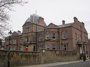 Grade II listed buildings in Liverpool-L1 - Blackburne House