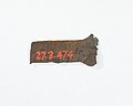 Blade for a Model Axe from a Foundation Deposit MET LC-27 3 474 EGDP024599.jpg