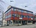 Bladet Sunnhordland AS in Borggata, Leirvik, Stord, Norway 2018-03-14.jpg