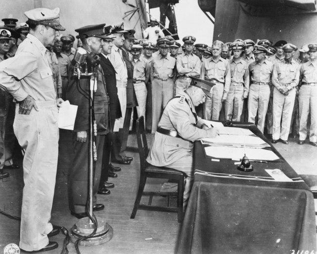 Blamey Japanese surrender