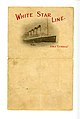 Blank R.M.S Titanic stationery (given to the Hurds by an unknown survivor), ca. 1912.jpg
