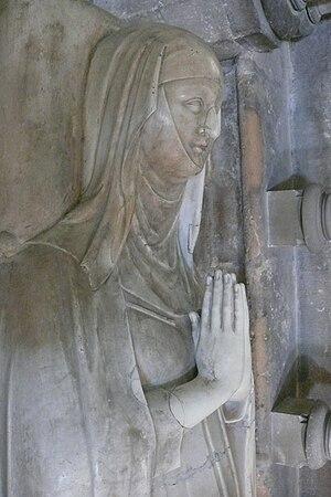Blanche of France, Infanta of Castile - Image: Blanka dcera Ludvika 9