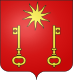 Coat of arms of Meloisey