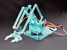 Robotic Arm Wikipedia