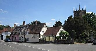 Blunham - Image: Blunham