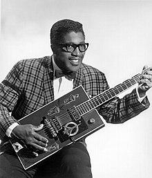 Bo Diddley in 1957