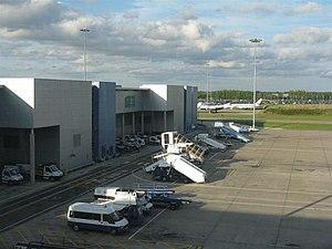 Luton Airport - Apron