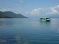 Boat on Nam Ngum Lake.JPG