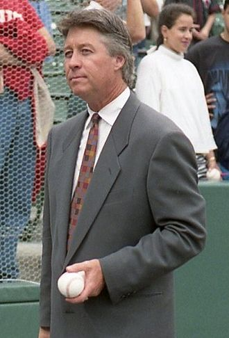 Bobby Murcer - Murcer at Camden Yards, 1993.