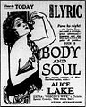 Body and Soul (1920) - 1.jpg