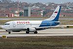 Boeing 737-548, Rossiya Airlines JP7300880.jpg